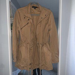 Forever 21 Camel Jacket